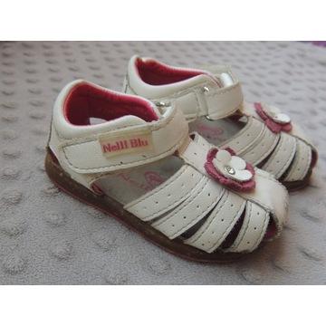 Buty, sandały, sandałki NELLI BLU r. 19
