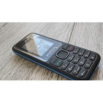 Nowy telefon hykker myphone 3210 bez baterii