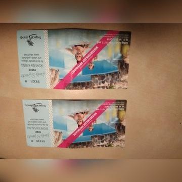 Bilety do Aquaparku