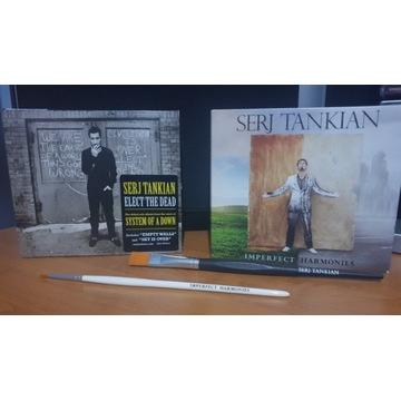 Serj Tankian ELECT THE DEAD / IMPERFECT HARMONIES
