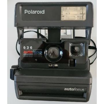 Polaroid 636 AUTOFOCUS z oryginalną torbą! Jedyny!