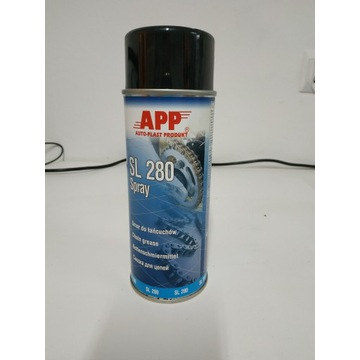 Smar do łańcuchów APP SL 280 Spray