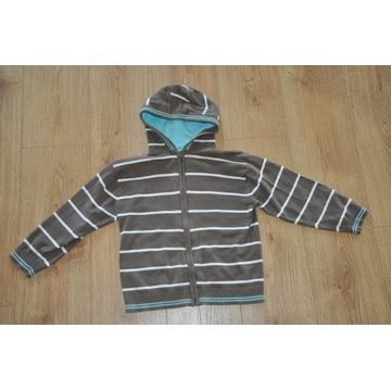 Bluza, sweter z kapturem r. 122, 6/7 lat