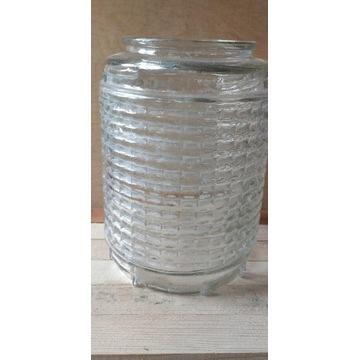 Klosz szklany duży