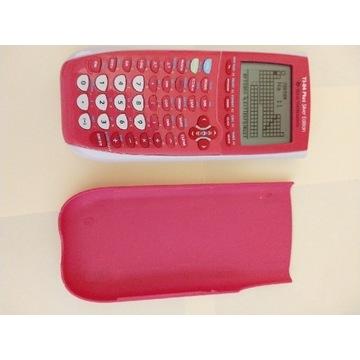 Texas Instruments Ti-84 Plus silver kalkulator