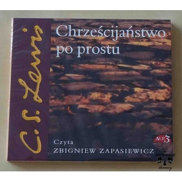 C. S. Lewis Chrześcijaństwo po prostu - audiobook