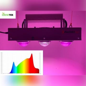 Lampa LED COD 240W do hodowli roślin