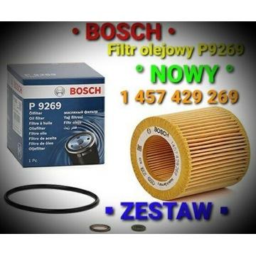 BOSCH FIltr Olejowy P9269