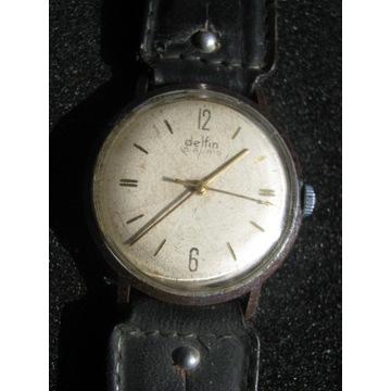 zegarek polski DELFIN