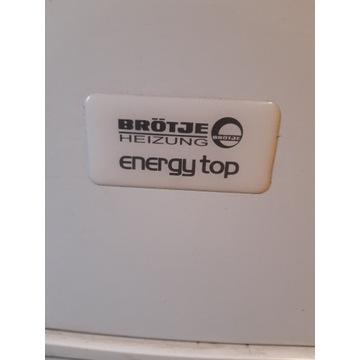 Piec gazowy Brotje energy top - używany na części