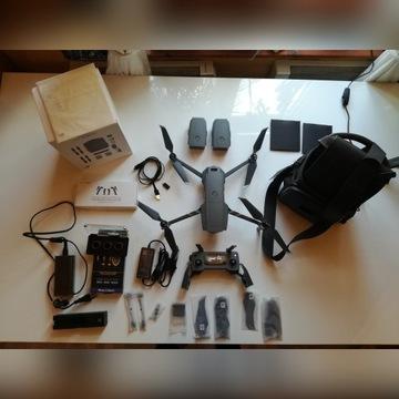 DJI Mavic 2 Zoom + DJI Mavic 2 Fly More Kit Combo