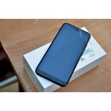 Smartfon Honor 10 4 GB / 128 GB czarny ODNOWIONY