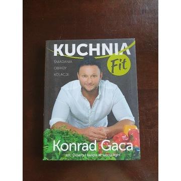 Kuchnia fit Konrad Graca