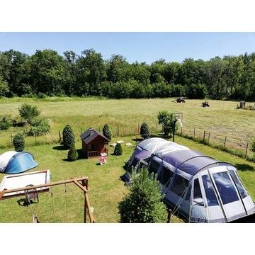 Namiot Outwell Montana 6P + Przedsionek + dodatki