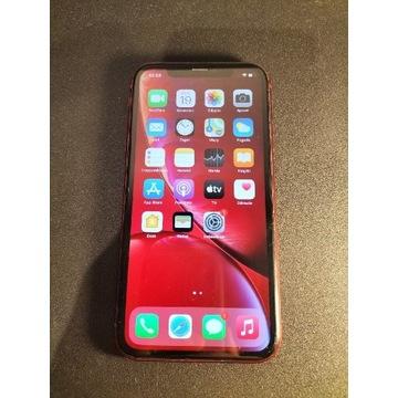 Sprzedam iPhon Xr 64gb  czerwony