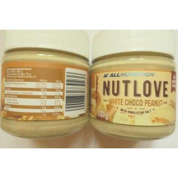 Nutlove Choco Peanut krem mleczno-orzechowy 200 g