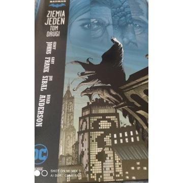 Batman ziemia jeden tom drugi