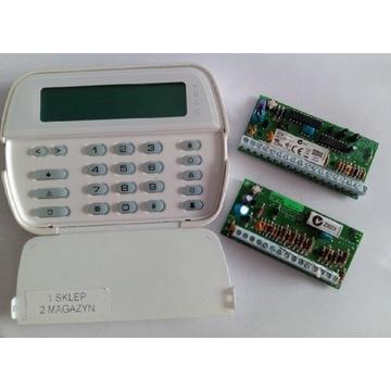DSC PK5500 PC5208 PC5108 RA200