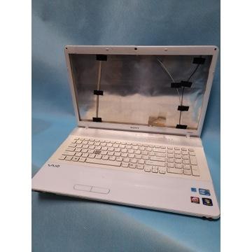 Laptop SONY PCG-91111M - włącza się