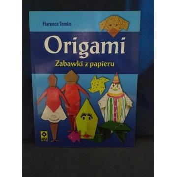 Origami Zabawki z papieru