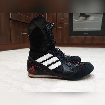 Buty Adidas Tygun sportowe wysokie do boksu 38 2/3