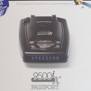 PASSPORT 9500 ix  ESCORT