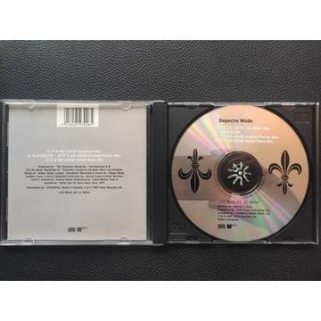 DEPECHE MODE - It's No Good - CD BONG 26