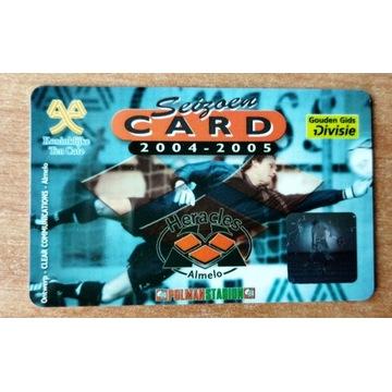 Karnet bilet sezonowy Heracles Almelo HOLANDIA