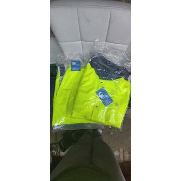 Kurtka, spodnie odblaskowe- nieprzemakalne PULSAR
