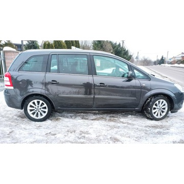 Opel Zafira 1.9 CDTI Family Plus 2014