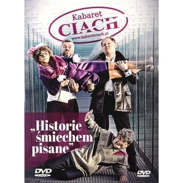 KABARET CIACH: HISTORIE PISANE ŚMIECHEM [DVD]