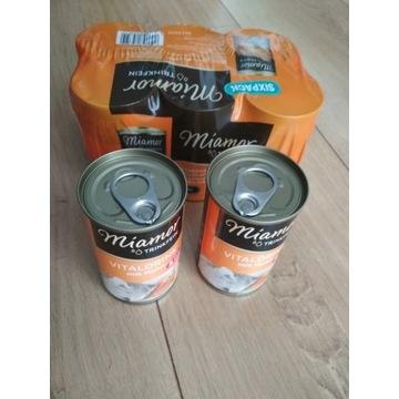 Miamor Vitaldrink napój dla kota, 8 x 135 ml kurcz