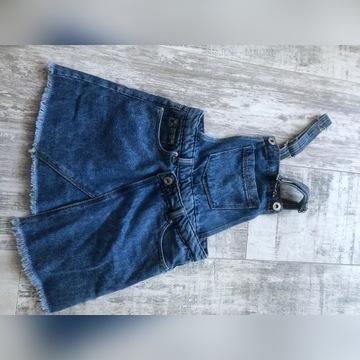 Zara sukienka Jeans r.110-116
