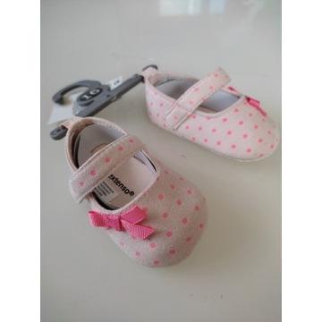 Nowe buty dla bobasa rozmiar 16