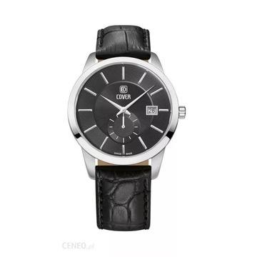 Szwajcarski zegarek Cover model Co173.05, nowy!