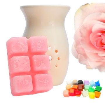PK5G Wosk zapachowy do kominka RÓŻAny DUŻY Rose 60