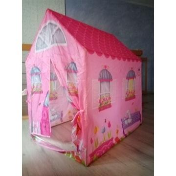 Namiot dla dziewczynki