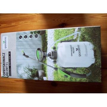 Opryskiwacz ręczny Gardenic 200202-5 5 litrów