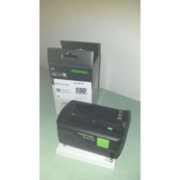 Festool akumulator 18V 5,2Ah NOWY