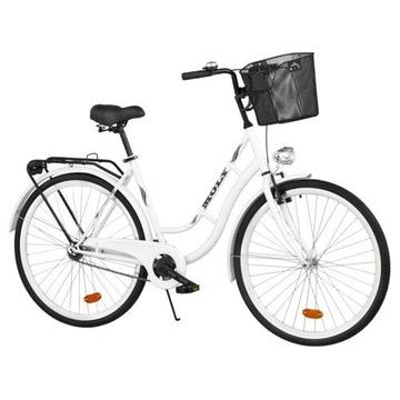 Stalowy kosz rowerowy VÖGEL VKS-102 Click czarny