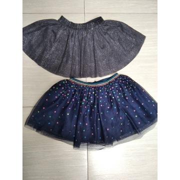 Spódniczki spódnica dziewczęca 104/110 z brokatem