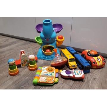 Zestaw zabawek dla dzieci 1-3
