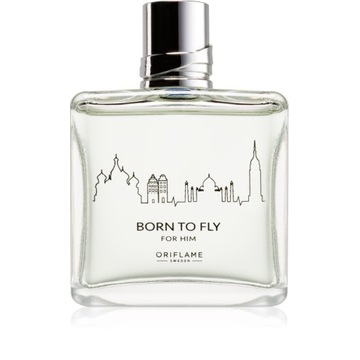 Woda toaletowa Born to Fly 75 ml