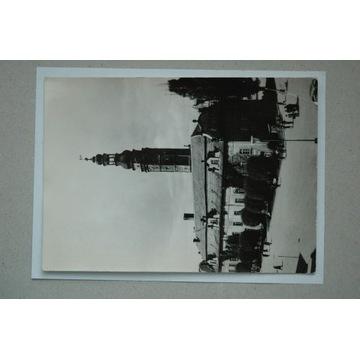 Bolesławiec. Ratusz 1965