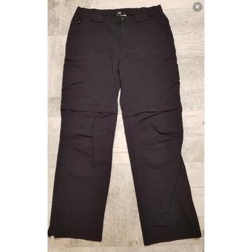 Spodnie trekkingowe Adidas odpinane nogawki 52 (M/
