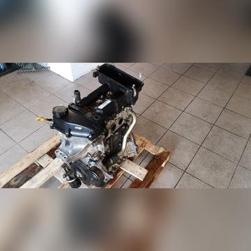 Silnik 1KR-FE, części, skrzynia, Yaris, Aygo, C1,