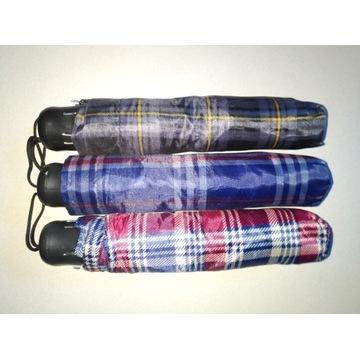 Parasolka kratka składana ULTRA LEKKA do torebki