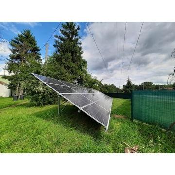 Fotowoltaika 10-50 kWp GRUNT
