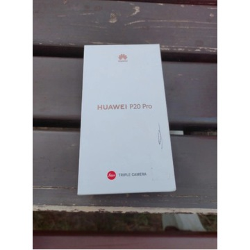 Bardzo ładny Huawei P20 pro. 6/128 GB. Czarny