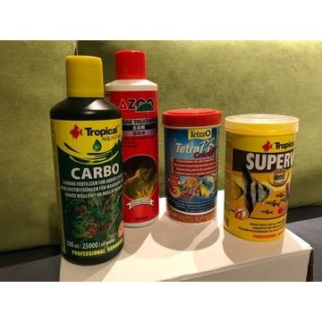 Tropical SUPERVIT, Tetra PRO + Carbon + AZOO Algae
